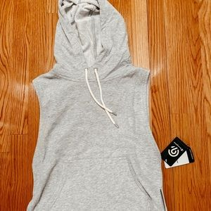 ‼️NEW‼️Champion Sleeveless hooded sweatshirt